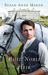 Book cover - A Most Noble Heir