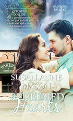 Book cover - Redeemed hearts