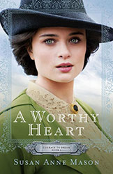Book cover - A Worth Heart