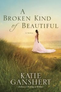 book cover for A Broken Kind of Beautiful